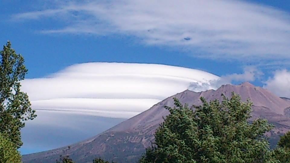 9月17日のUFO雲