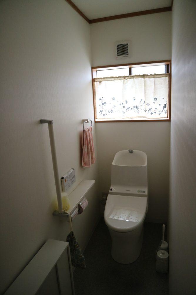 トイレ:リフォーム前
